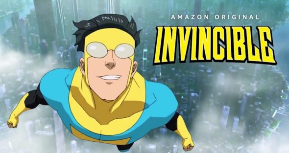 Invincible TV Show on Amazon: canceled or renewed?