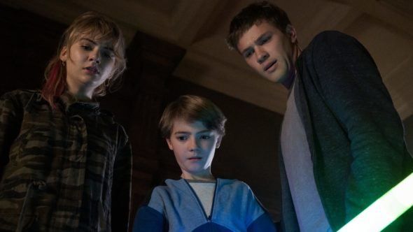 Locke & Key TV show on Netflix: season 3 renewal