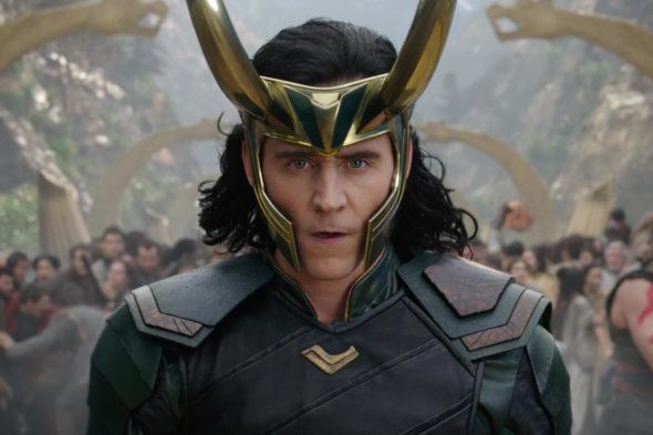 Loki TV show on Disney+