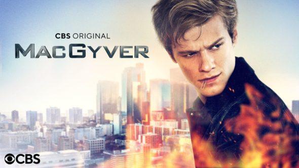 MacGyver TV show on CBS: season 5 ratings