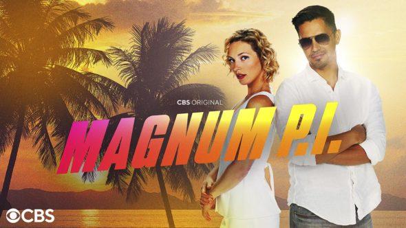 Magnum PI TV show on CBS: season 3 ratings