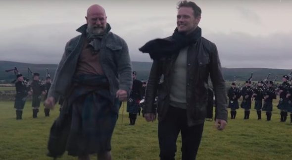 Men in Kilts TV show on Starz: canceled or renewed?