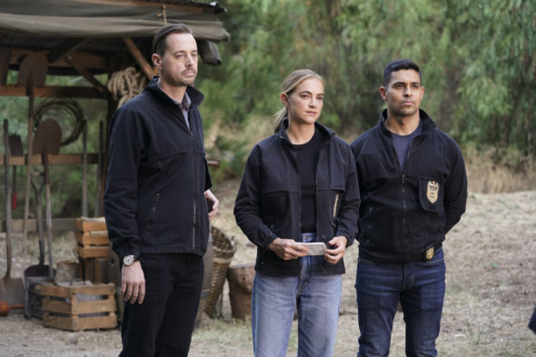 NCIS TV show on CBS: (canceled or renewed?)