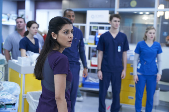 Nurses TV show on NBC: canceled or renewed for season 2?