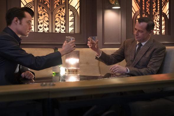 Pennyworth TV show on EPIX: canceled or renewed for season 3?