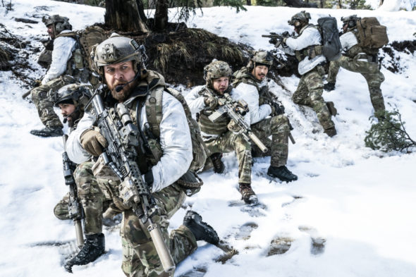 SEAL Team TV show on CBS: canceled or renewed for season 5?