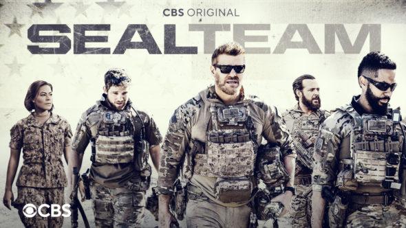 SEAL Team TV show on CBS: season 4 ratings