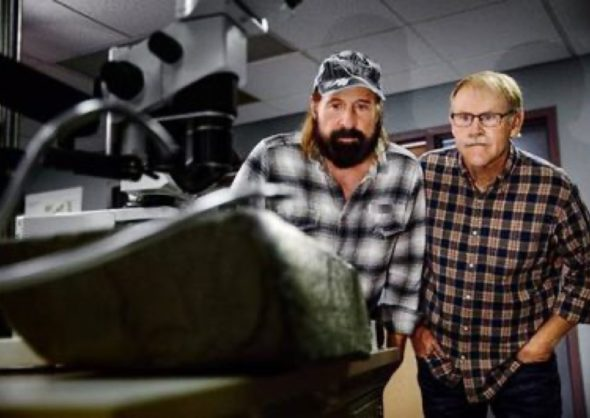 Secrets of the Viking Stone TV Show on Science Channel: canceled or renewed?
