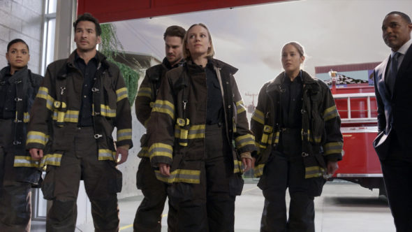 tation 19 TV show on ABC: (canceled or renewed?)