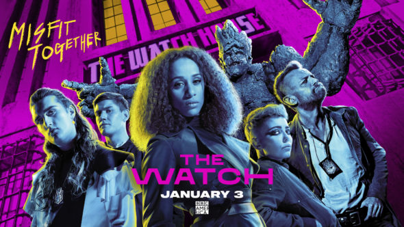 The Watch TV Show on BBC America: canceled or renewed?