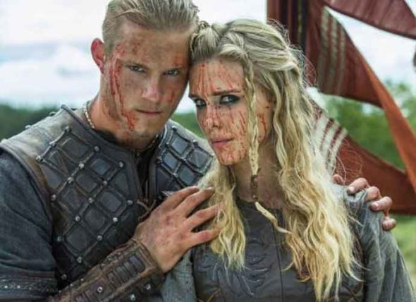 Vikings TV Show on History: canceled or renewed?