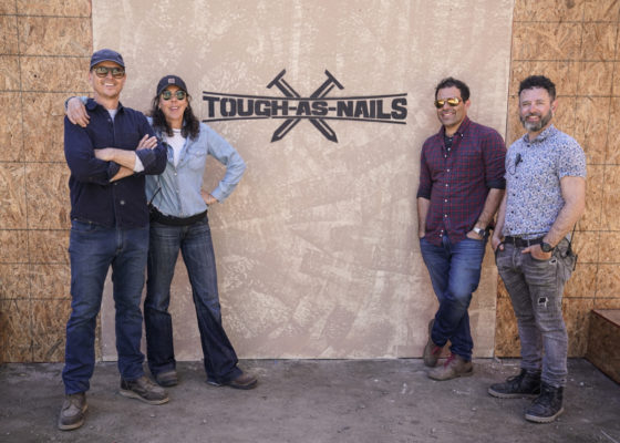 Tough As Nails TV show on CBS: season 2 premiere date