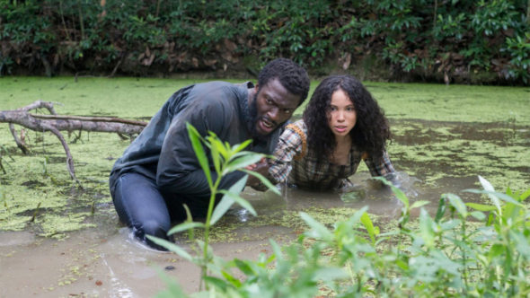 Underground TV show on WGN America: (canceled or renewed?)