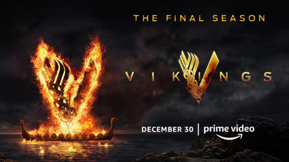 Vikings TV show on Amazon Prime Video: final episodes