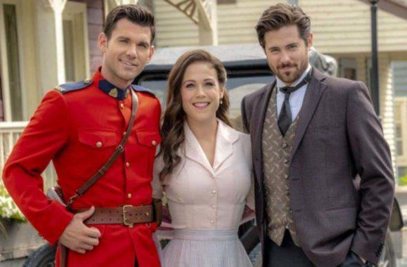 When Calls the Heart TV show on Hallmark Channel: premiere date