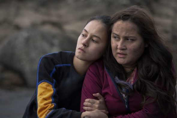 The Wilds TV show on Amazon prime Video: season 2 renewal