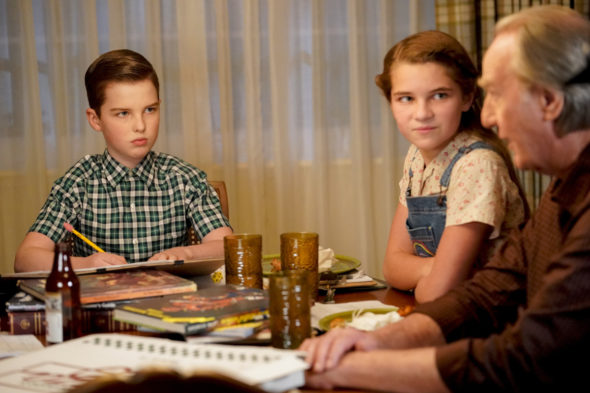 Young Sheldon TV Show on CBS: canceled or renewed?