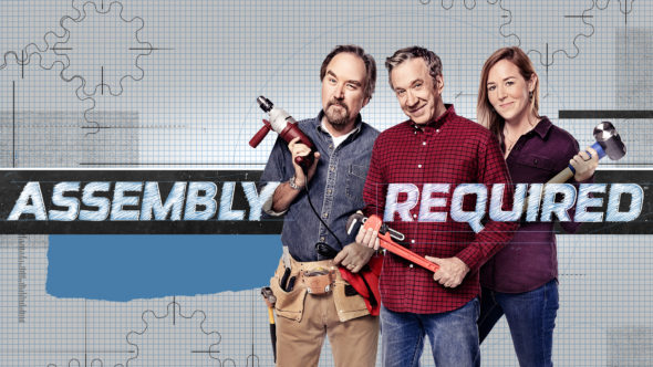 Assembly Required TV Show on History Channel: canceled or renewed?