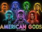 American Gods TV show on Starz: season 3 ratings