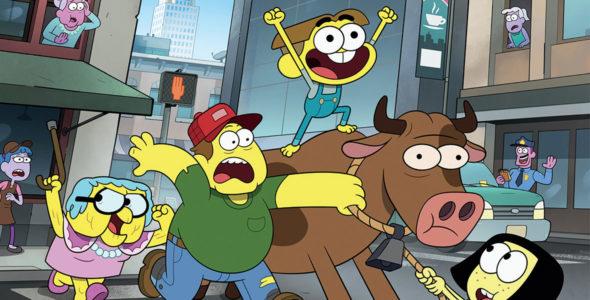Big City Greens TV Show on Disney: canceled or renewed?