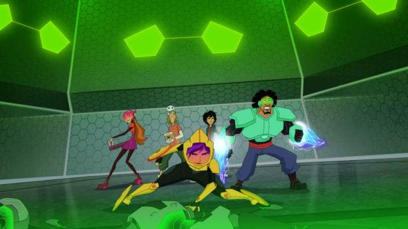 Big Hero 6 The Series TV show on Disney XD: (canceled or renewed?)