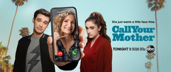Call Your Mother TV show on ABC: season 1 ratings