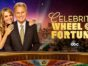 Celebrity Wheel of Fortune TV show on ABC: season 1 ratings