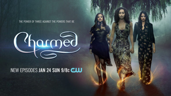 Charmed TV show on The CW: season 3 ratings