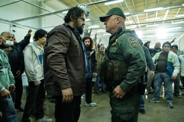 Coyote TV show on CBS All Access / Paramount+: canceled or renewed for season 2?