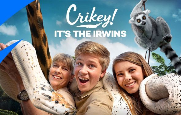 Crikey! It's the Irwins TV show on discovery+: (canceled or renewed?)