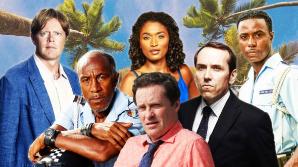 Death in Paradise TV Show on BBC One: canceled or renewed?
