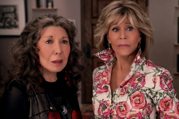 Grace And Frankie TV Show on Netflix: canceled or renewed?
