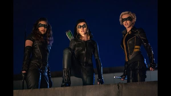Green Arrow and the Canaries TV Show on The CW: canceled or renewed?
