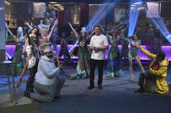 Hell's Kitchen TV show on FOX: canceled or renewed for season 20