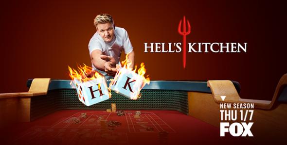 Hell's Kitchen TV show on FOX: season 19 ratings