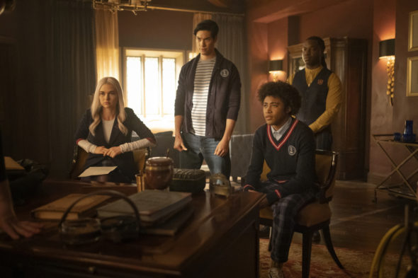 Legacies TV show on The CW: canceled or renewed for season 4?