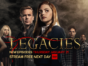 Legacies TV show on The CW: season 3 ratings