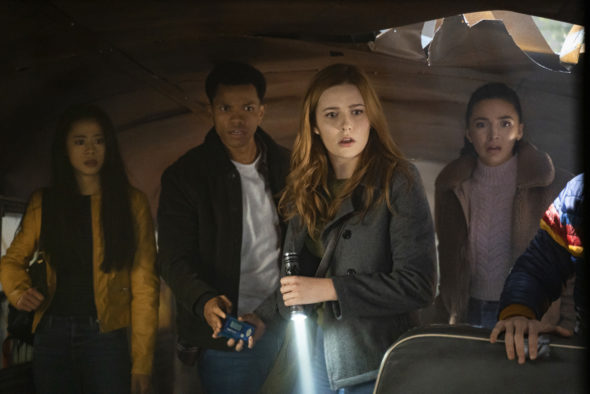 Nancy Drew TV show on The CW: canceled or renewed for season 3?