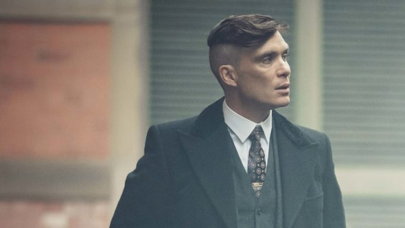 Peaky Blinders TV show on BBC One and Netflix, ending no season 7