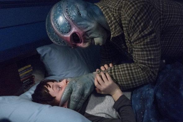 Resident Alien TV show on Syfy: canceled or renewed for season 2?