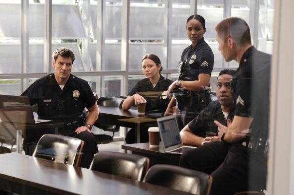 The Rookie TV show on ABC: canceled or renewed for season 4?