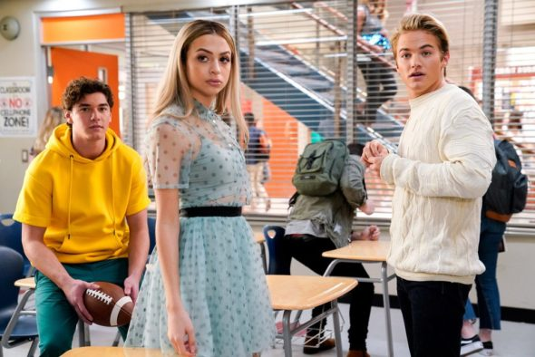Saved by the Bell TV show on Peacock: season 2 renewal