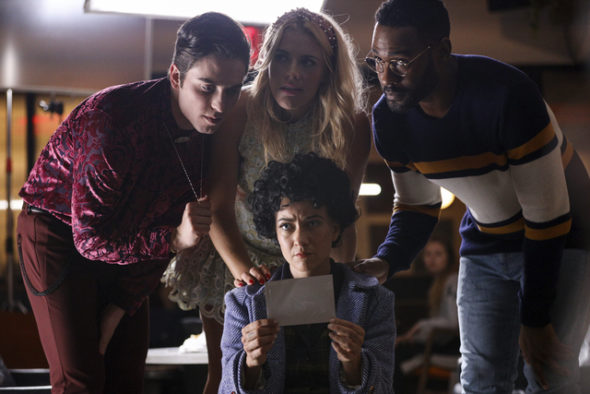 Search Party TV show on HBO Max: canceled or renewed for season 5?