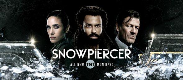 Snowpiercer TV show on TNT: season 2 ratings