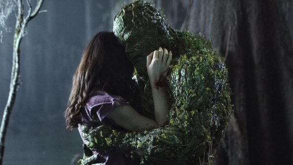 Swamp Thing TV Show on The CW: canceled or renewed?