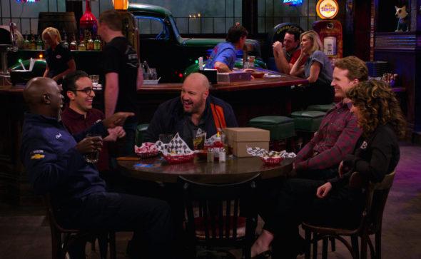 The Crew TV Show on Netflix: canceled or renewed?