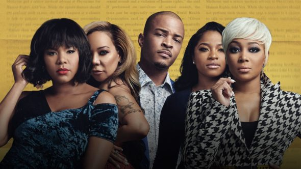 T.I. and Tiny TV show on VH1 (canceled or renewed?)