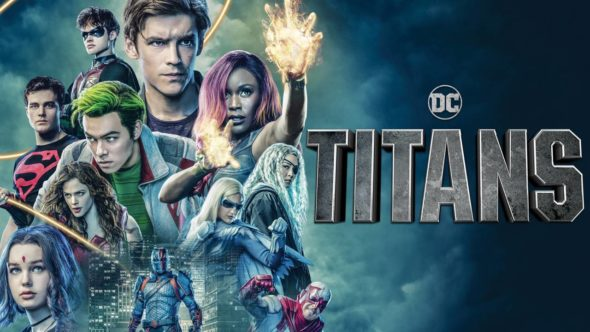 Titans TV Show on HBO Max: canceled or renewed?