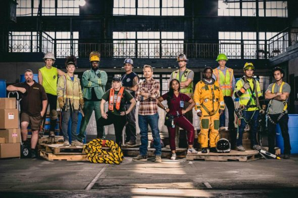 Tough as Nails TV show on CBS: canceled or renewed?