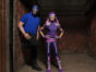 Ultra Violet & Blue Demon TV Show on the Disney Channel: canceled or renewed?